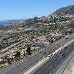 The A7 to Fuengirola