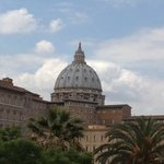 Vatican Vista View