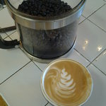 Fresh roasted coffee makes all the difference...