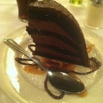 Chocolate Zuccotto Cake