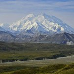 Mount Mc Kinley at Denali Park