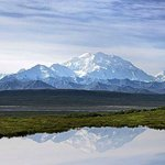 Denali National Park and the Mt Mc Kinley