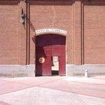 Puerta de Cuadrillas, entance to the bullfighting museum