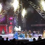 Disney On Ice (Luna Park, julio 2013)
