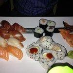 sushi e sushimi reale