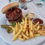The Double Irish Burger