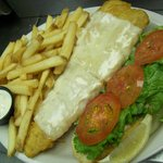 Magills Mother of All Fish Sandwiches