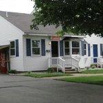 The office, America's Best Value Inn & Cottages