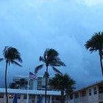 Stormy week in Delray