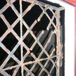 rusty window!