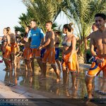 Party al Tamra Beach