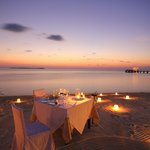 Romantic dinners for two on Wakatobi's beach are unforgettable