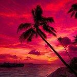 Sunsets at Wakatobi will take your breath away.