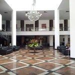 recepção - hall