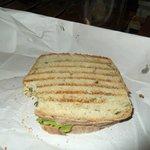 Sandwich, yummy!!!