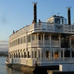The Bahia Belle Paddle Boat