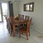 Family shared dining room