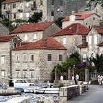 City Center of Kotor