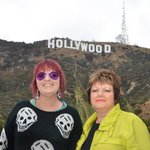 The Hollywood Sign!