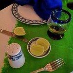 tequila con limon