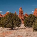 More Red Rock, Blue Sky & Evergreens