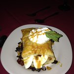 The amazing Jospehine Dessert. This is worth the trip alone!!!