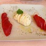 Insalata Pomodoro & Mozzarella
