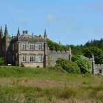 Glenbarr Abbey clan house