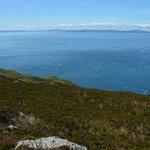 Mull of Kintyre-N. Ireland in distance