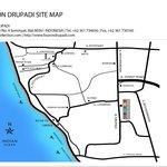 Four On Drupadi Villa Site Map