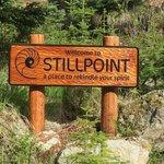 Sign at Stillpoint