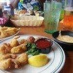 Yummy lunch - Original Oyster House