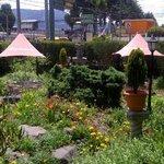 jardín de Rincon Uruguayo