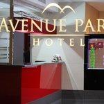Foto de Avenue Park Hotel