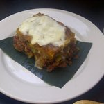sweet plantain casserole - food for the soul....