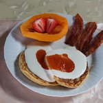 """a """"sweet"""" breakfast"""