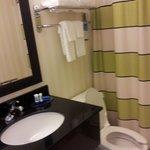 RM 321 Bathroom