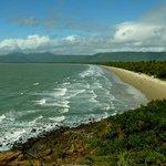 view of Four Mile Beach, Port Douglas