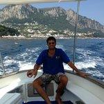 Alesso, our skipper