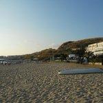 Dalla spiaggia (enorme) al pomeriggio