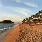 resto panoramique et plage
