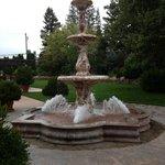 Peaceful Fountain