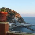 Sant'Angelo visto dal terrazzo panoramico