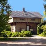 Forest Warden's house Seurassari