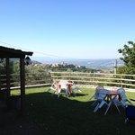 la vista su Montecchio