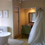The Bridal Suite Bathroom