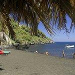 Spaiggia di Punta Aria conosciuta come il Canitello