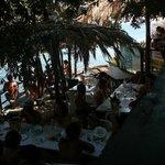 Chiosco spiaggia Punta Aria Canitello