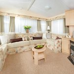 Example of a Prestige holiday home at Riviere Sands Holiday Park