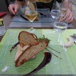 délicieux foie gras maison !!